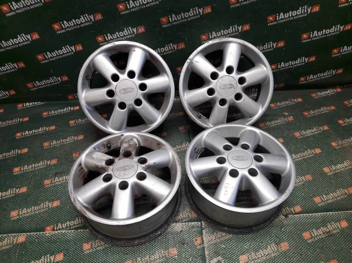 Disk ALU  FORD MAVERICK iAutodily 1