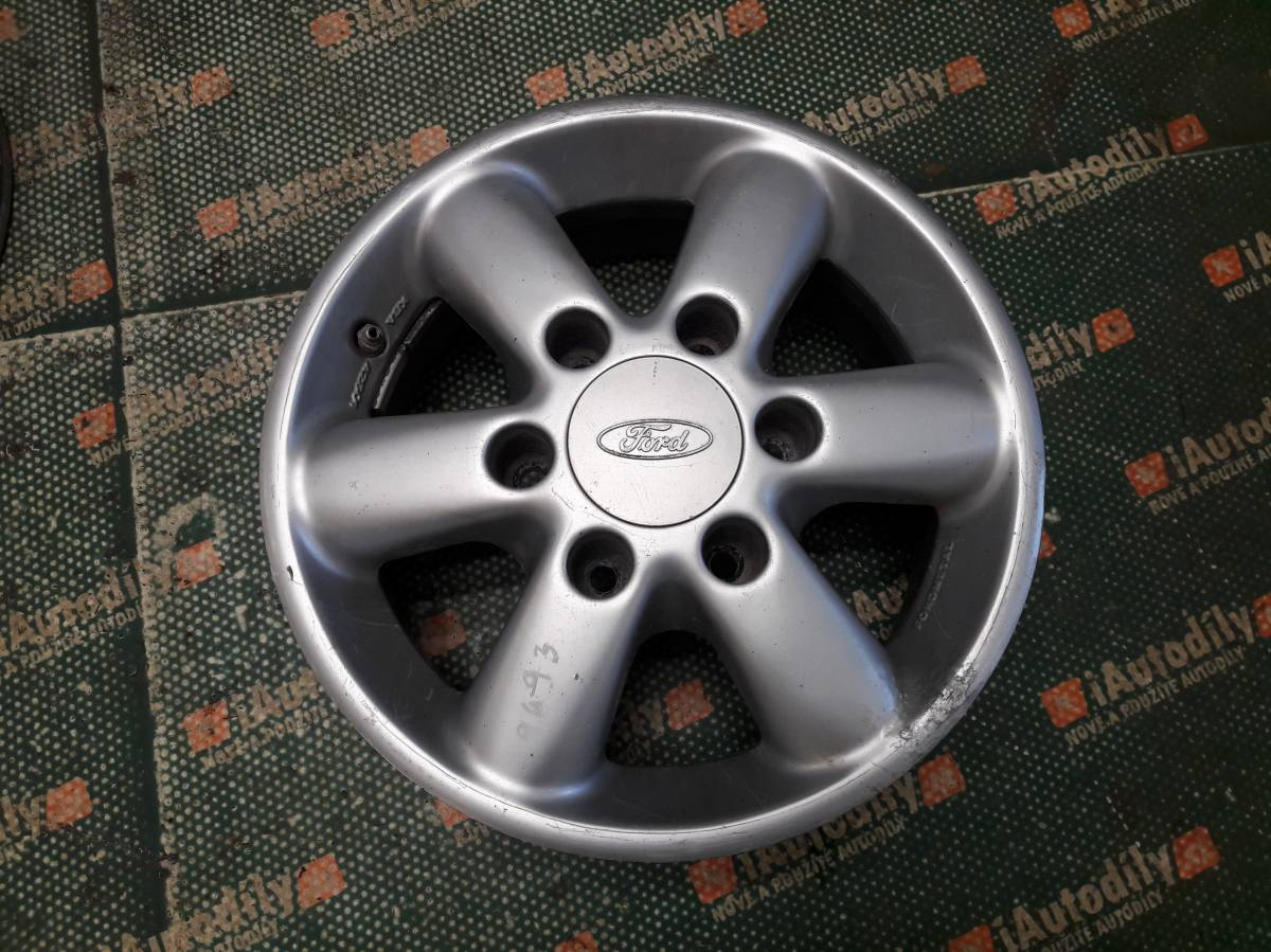 Disk ALU  FORD MAVERICK iAutodily 2